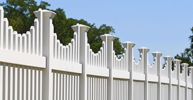 Fence Painting in Greensboro Exterior Painting in Greensboro