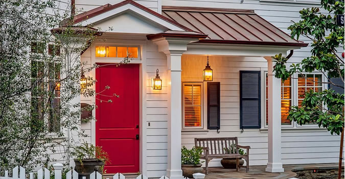Exterior High Quality Painting Greensboro Door painting in Greensboro