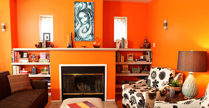 Interior Painting Services in Greensboro